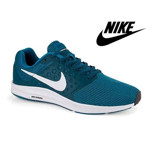 df8eff57 Tenis Nike Caballero Azul Running Tallas 25-30 Mod.559622 ...