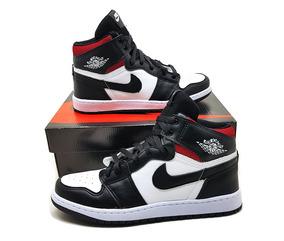 size 40 eadb1 f776b Tenis Nike Cano Alto Air Jordan Frete Grátis