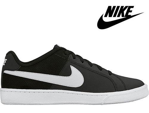 24c500d5dd7 Tenis Nike Court Royale Casual De Mujer Negro 22-26 W56908 ...