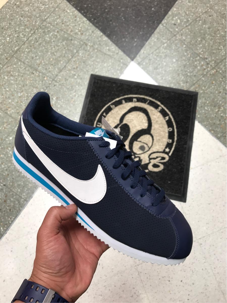 Nike Cortez Color Azul - Tenis Nike para Hombre en Mercado Libre ...