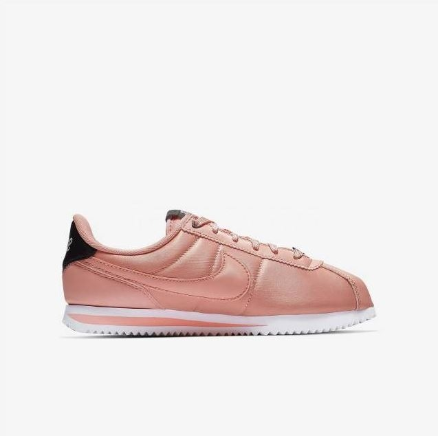 zapatos nike rosas mujer