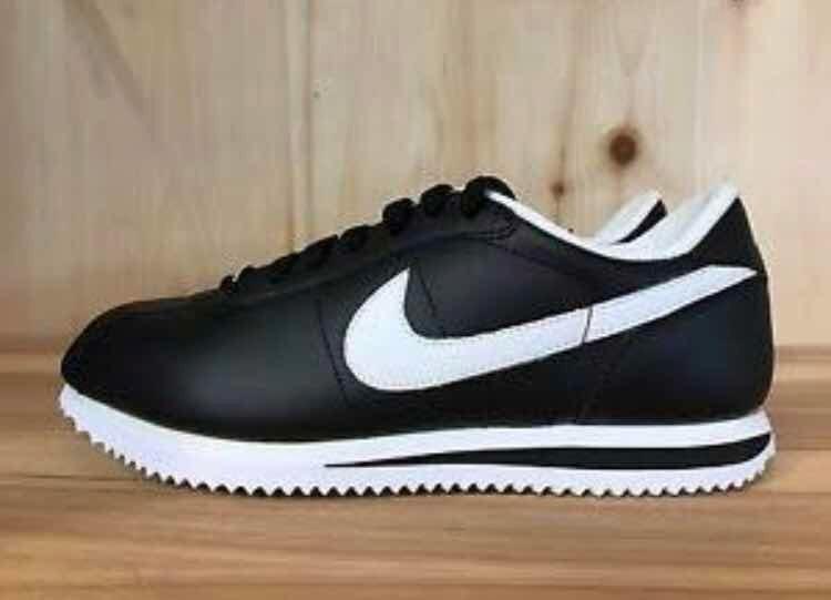 Tenis Nike Cortez Clasico De Piel - Msi -  2.5 Al 6 C Caja ... 23e803504cfbe