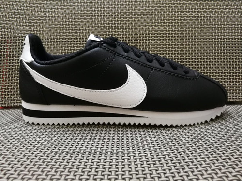 tenis nike cortez classic leather casuales dama training