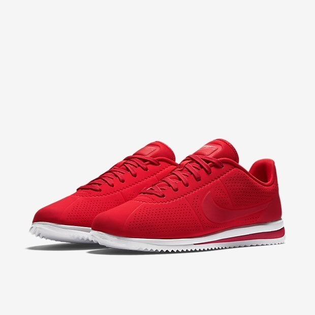 a90616e5 Tenis Nike Cortez Ultra Moire Rojos - $ 1,689.00 en Mercado Libre
