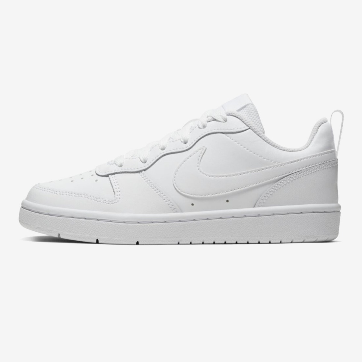 Tenis Nike Court Borough Low 2 (gs) Bq5448-100
