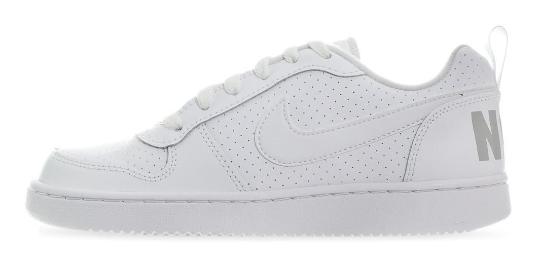 ZAPATILLAS NIKE COURT BOROUGH LOW BLANCAS JOVEN
