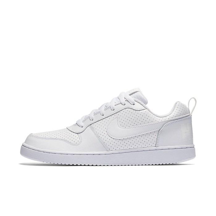5e07afd0e0e Tenis Nike Court Borough Low Blanco 28.5 Zx Originales -   1