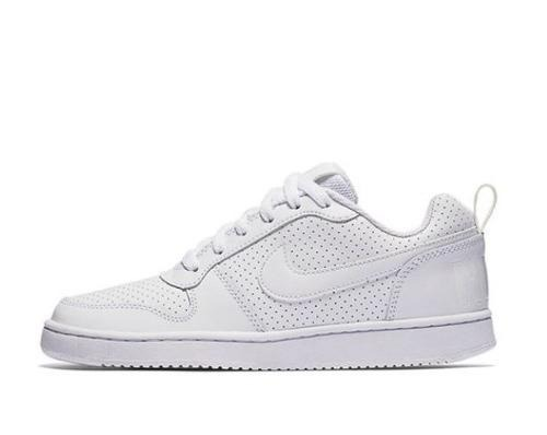 6ec2fe9a223 Tenis Nike Court Borough Low - Blanco 844905-110 -   1