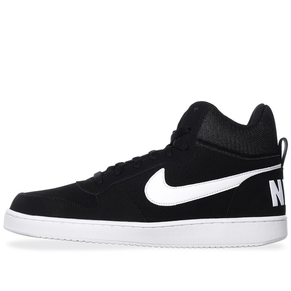 best loved 7bbac 94dd4 tenis nike court borough mid - 838938010 - negro - hombre. Cargando zoom.
