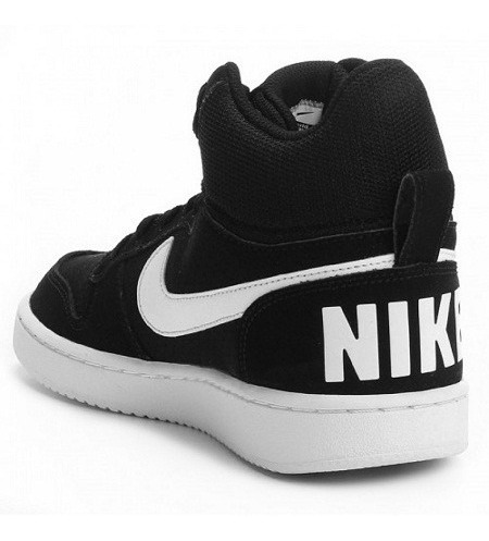 tenis nike court borough preto original- envio imediato