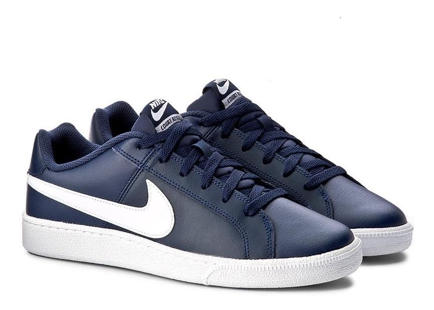 pero no vulgar los más valorados como escoger Tenis Nike Court Royale 2017 Masculino Azul/branco Original - R ...