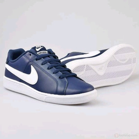 zapatos exclusivos elige el más nuevo calzado Nike Court Royale Azul en Mercado Libre México