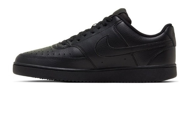 Tenis Nike Court Vision Low CD5463001 Negro Hombre