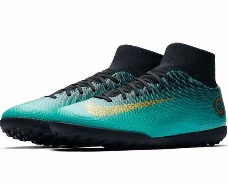 Tenis Nike De Fútbol Cr7 Superflyx Club  7.5 Al  9 + Caja + ... 44d0fd4d09dac