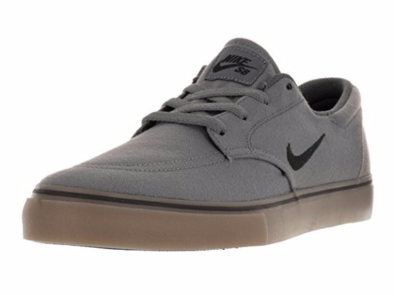 353b85ec7a8 Tenis Nike De Skate Sb Clutch Grey 8.5 Us -   4