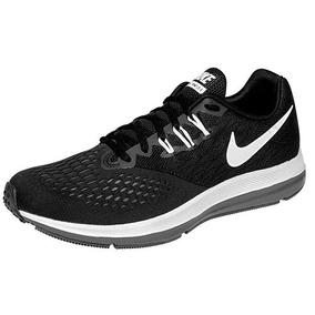 Tenis Nike Deportes Zoom Flywire Dama Negro Dtt 11877