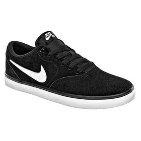 Tenis Nike Deportivo Sb Mujer Sintetico Negro 41546 Dtt