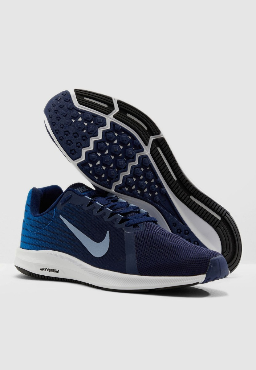 7693585982e20 Tenis Nike Downshifter 8 Running Azul Hombre 908984-405 -   1
