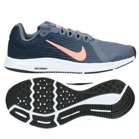 18507ca3de0ea Tenis Nike Downshifter Gris Dama 100% Original 908994-005 ...
