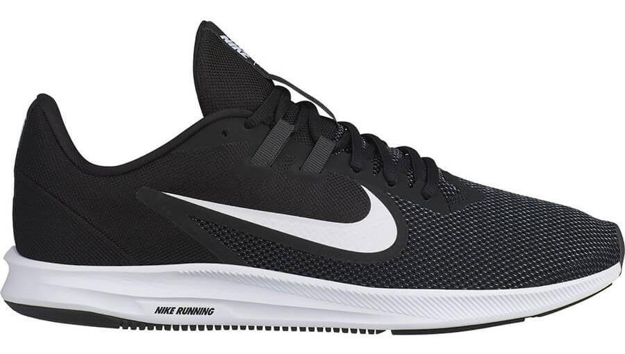personalizadas diseño de moda especial para zapato Tenis Nike Downshifter Negro Caballero 2019
