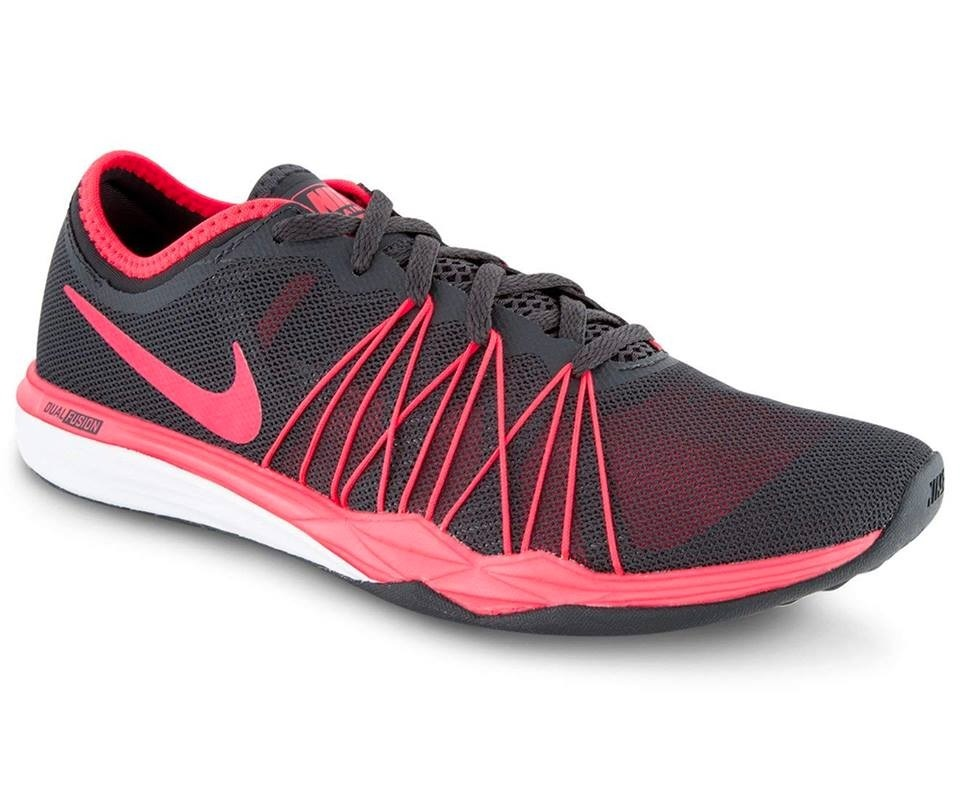 the latest 15b9b f7db7 tenis nike dual fusion correr para mujer gris 844674-007 ...