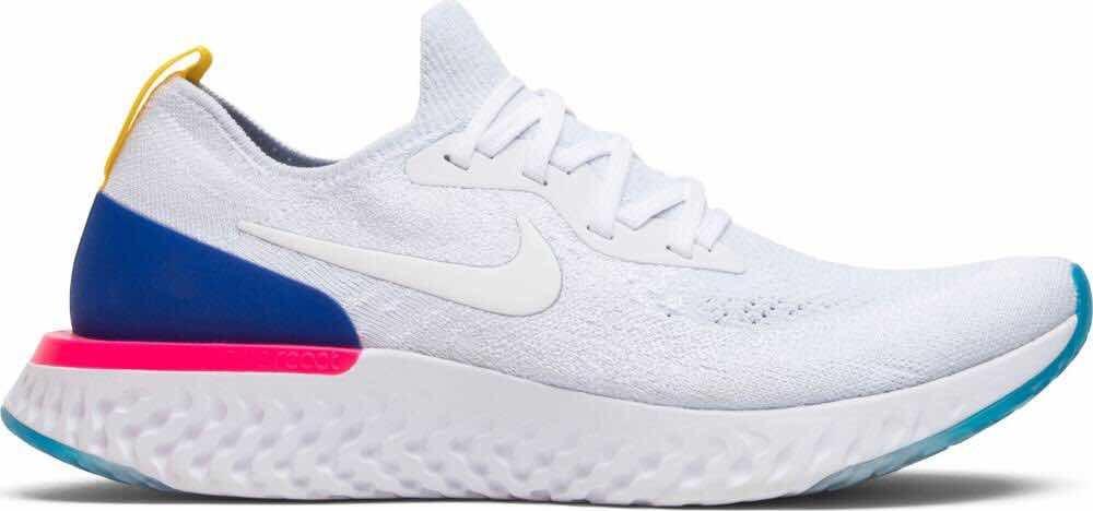 Tenis Nike Epic React Flyknit Mujer Running