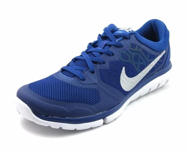 67cf945305a Tenis Nike Flex 2015 Caballero Azul -   1