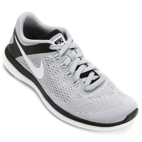 c11ca015ce5 Tenis Nike Flex 2016 Running Masculino 830369-015 Original - R  249 ...