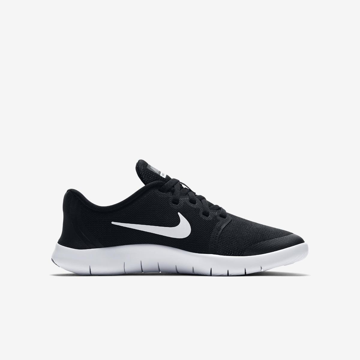 Tenis Nike Flex Contact 2 Gs Feminino Pretobranco Origin