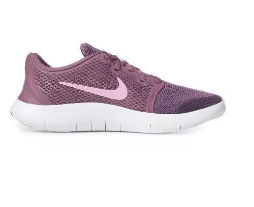 dad5a18241 Tenis Nike Flex Contact 2 Gs - Morado - Joven - Ah3448-500 ...