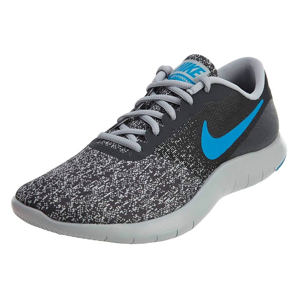 new product ad4d7 862d9 tenis nike flex contact correr gris para hombre 908983-010. Cargando zoom.