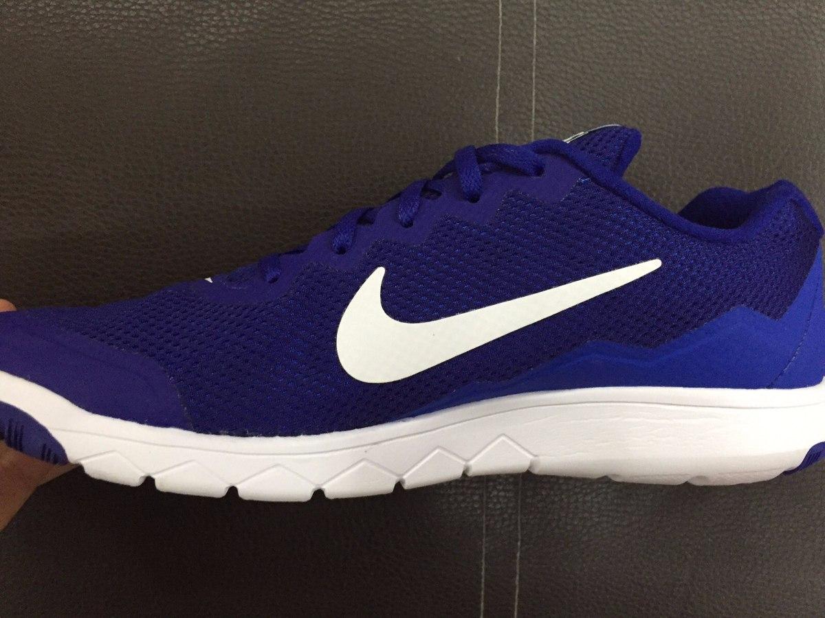 Nike Nuevo En Rn Tenis Azul 1 Flex Modelo 00 549 Experience FdXdqHw