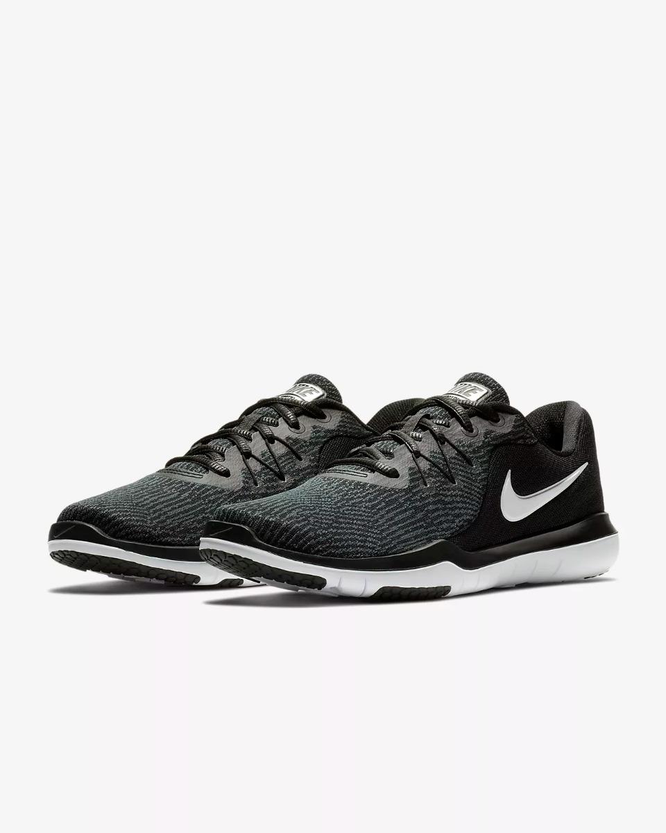 sale retailer a6d17 066c9 Tenis Nike Flex Supreme Tr 6 Mujer Negro Run Gym Envio Grats
