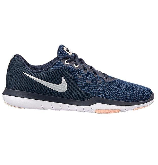 bd40bcd3c8 Tenis Nike Flex Supreme Tr 6 Tex Dama Azul Udt 8989g -   1