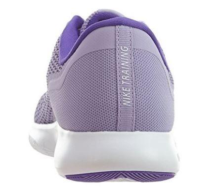 aaff99b74d8cb Tenis Nike Flex Trainer 7 Feminino Roxo E Branco Original - R  390 ...