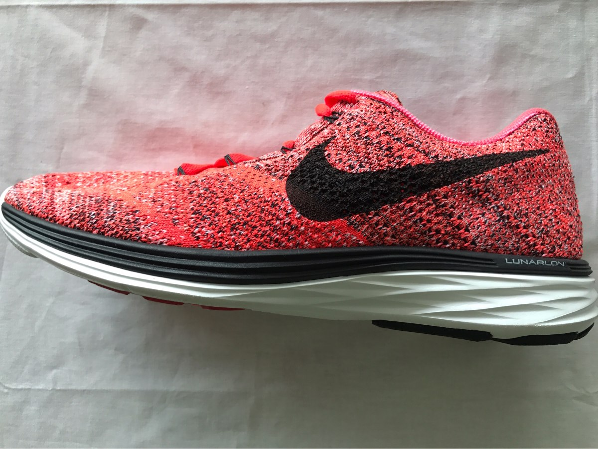b170a1434c455 ... tenis nike flyknit lunar 3 - running neutral ride soft.