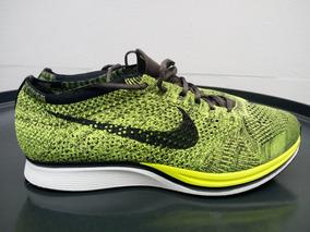 finest selection 1b6dc 21167 Nike Flyknit Racer - Tenis Nike de Hombre en Mercado Libre México