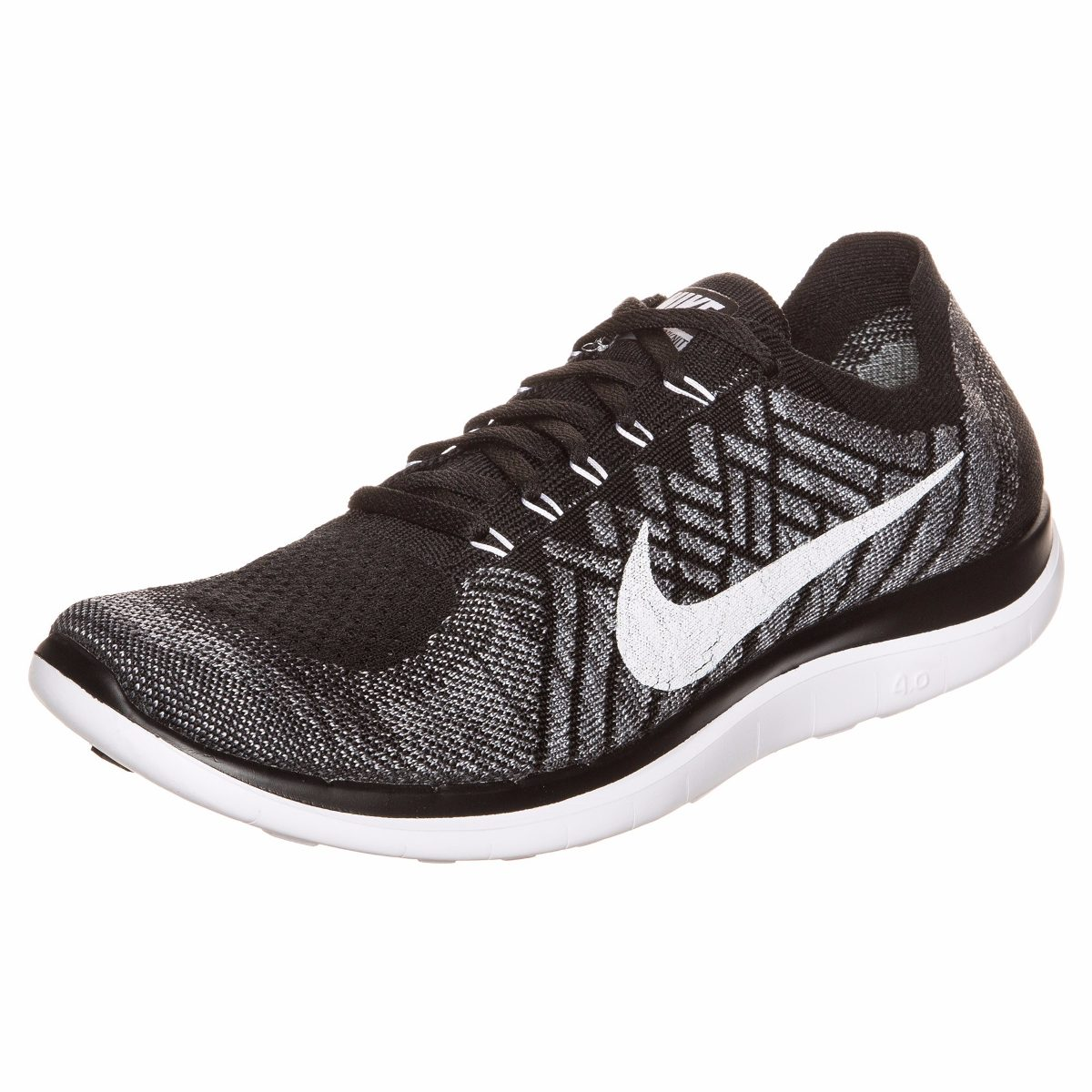 Tenis Nike Free 4.0 Flyknit Running Original Corrida V2mshop