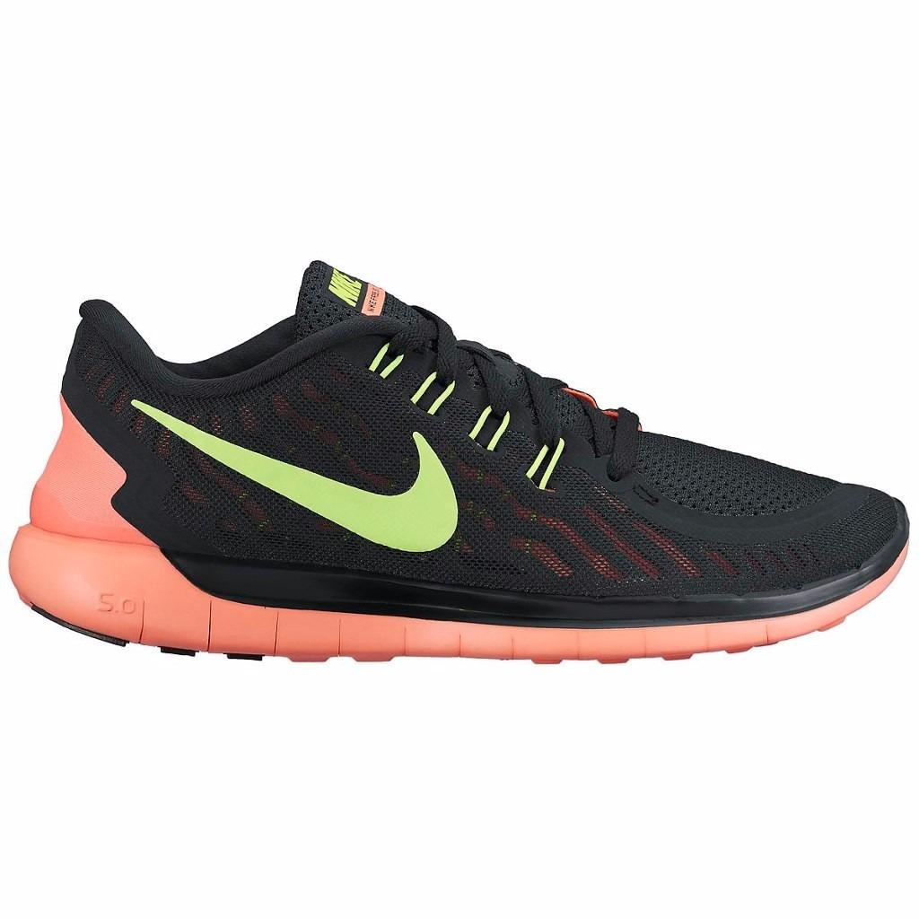 Tenis Nike Free 5.0 Feminino Preto 100% Original V2mshop