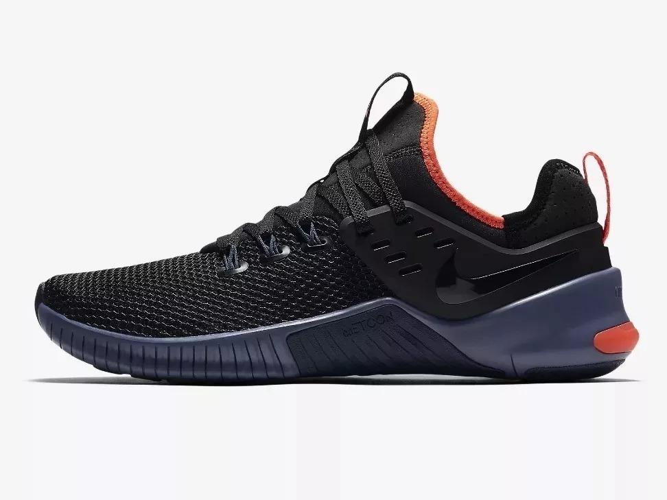 c61ceb49803 Tenis Nike Free Metcon Crossfit Masculino Preto Original - R  448