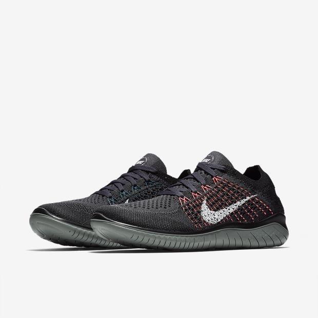 5413543e39c Tenis Nike Free Rn Flyknit 2018 Feminino Redstorie - R  499
