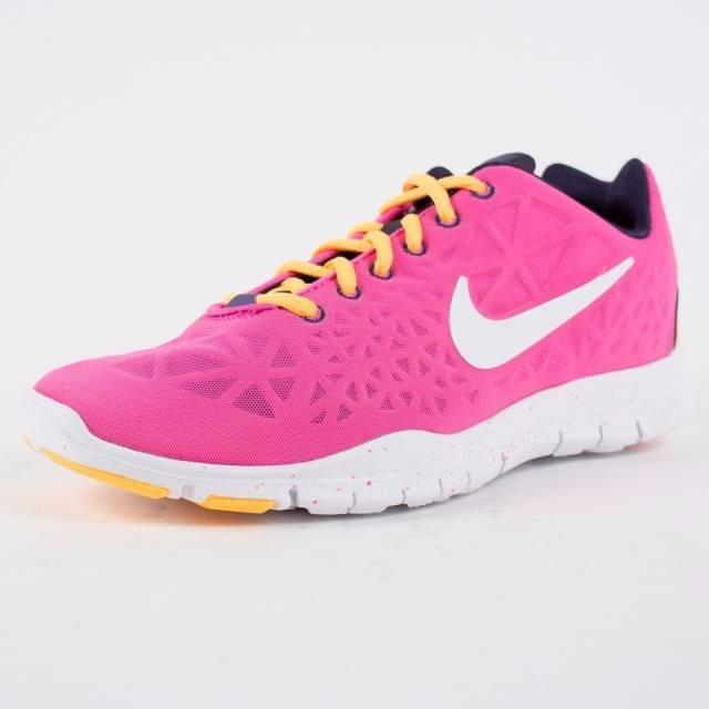 buy online bd9ae 70e24 Tenis Nike Free Tr Fit 3 Dama Rosa