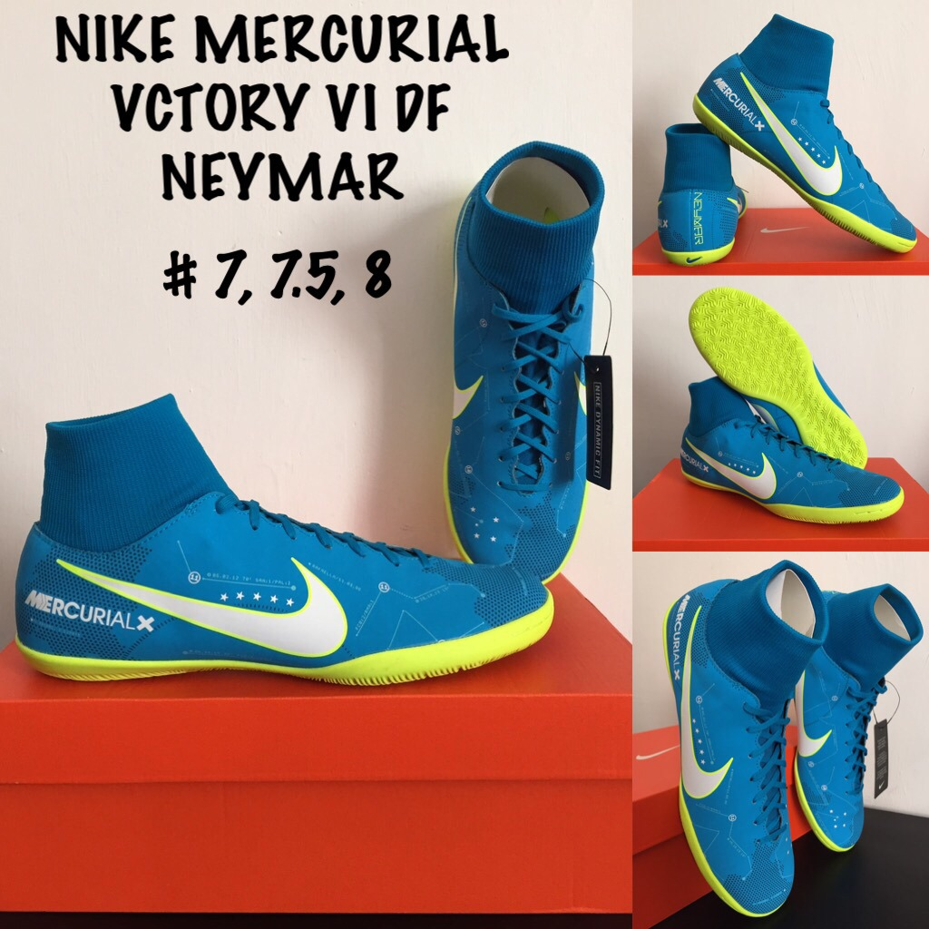 tenis nike futbol mercurial neymar vctory  7.5 mx originales. Cargando zoom. 8d3fd7775d0