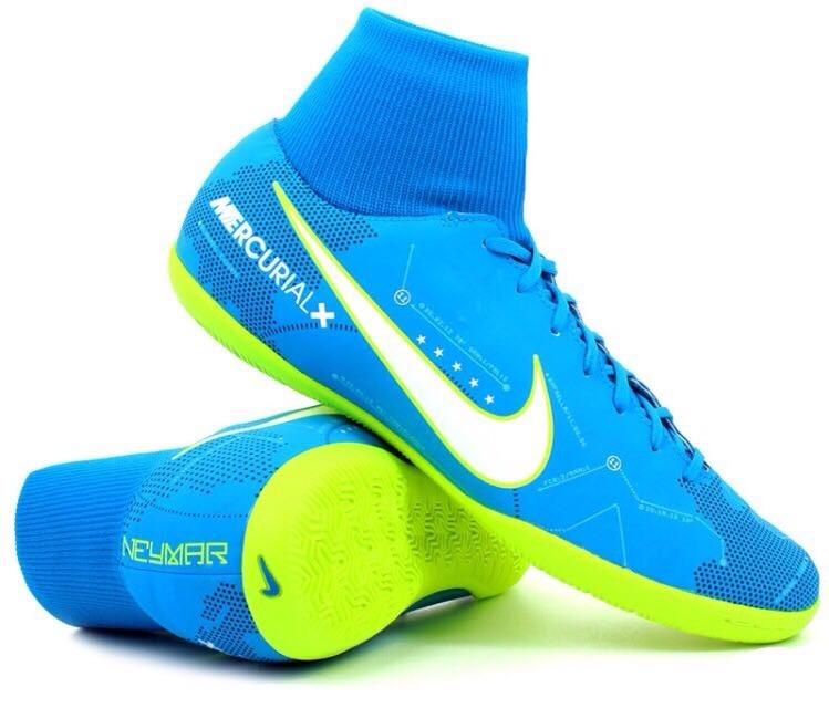 6963c7b9139d1 Tenis Nike Fútbol Mercurial Vctory Neymar  7.5 Mx Envio Grat ...