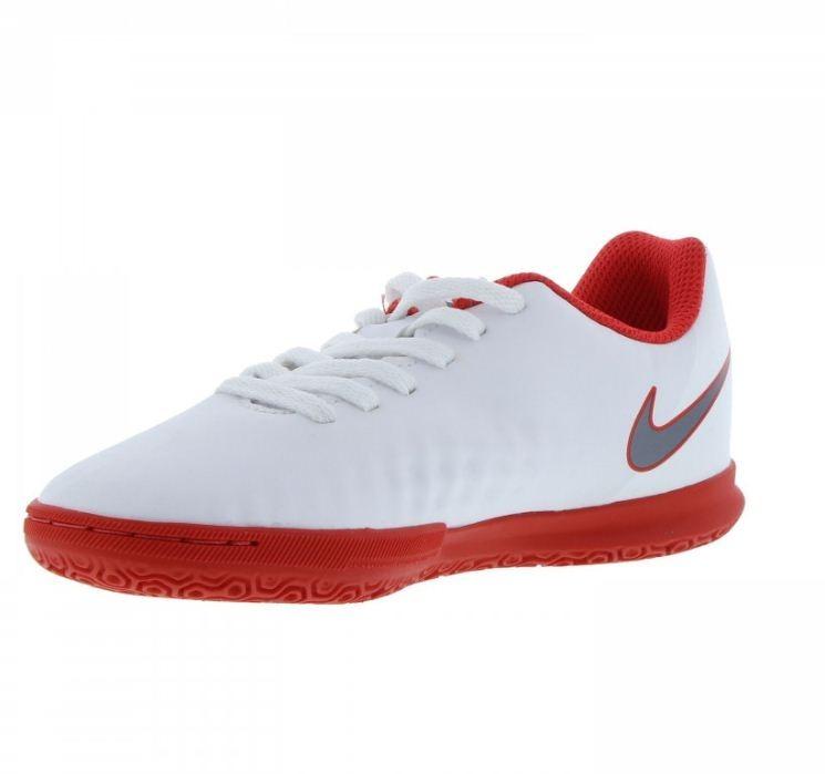 7ba00dc464 Tenis Nike Futsal Magista Obrax 2 Club Jr Ic Infantil - Org - R  205 ...