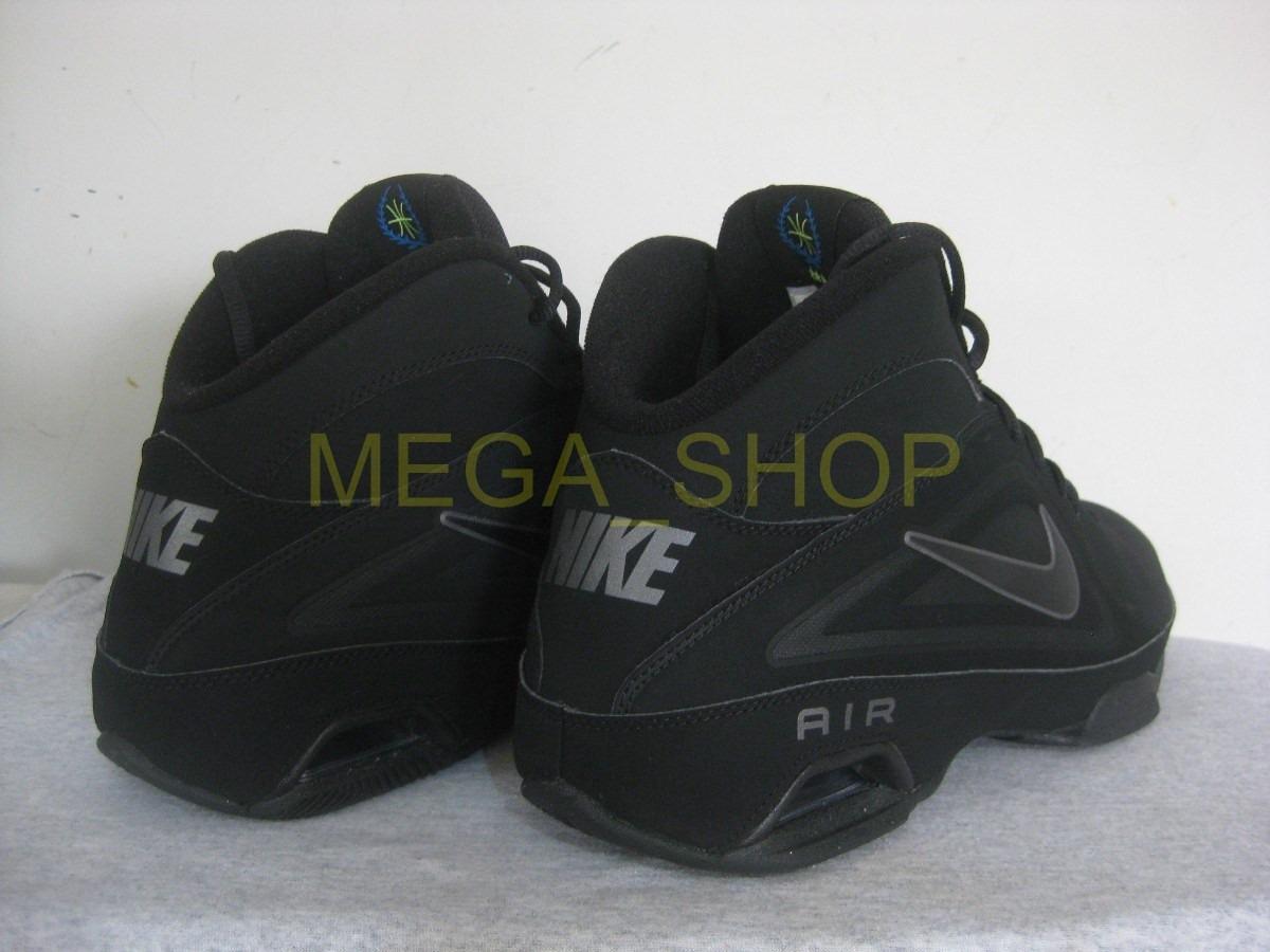 91909ec94d8 Tenis Nike Gamusa Negros Visi Pro 3