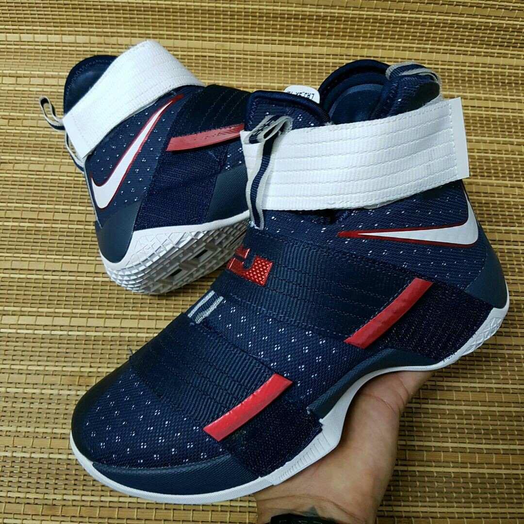 Botas 10 Lebron Hombre Nike Soldier Tenis QrdxCoWEBe