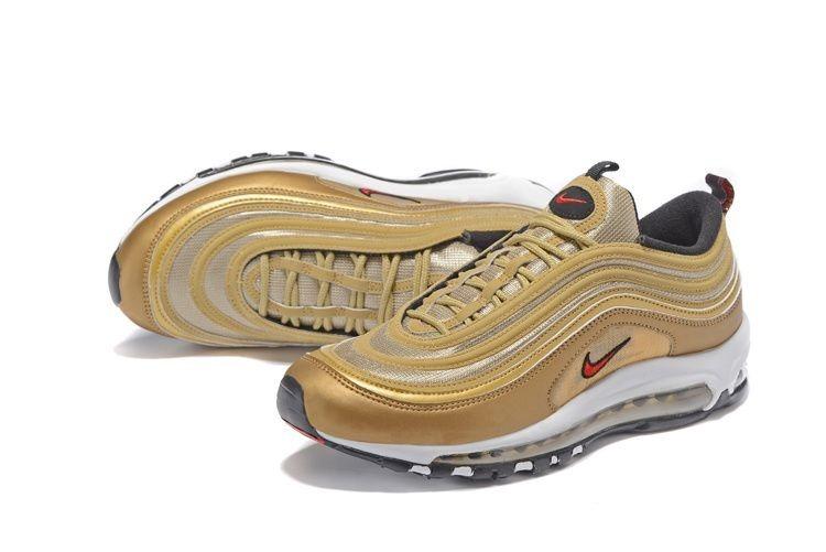 4f12fe5414903 Tenis Zapatillas Nike Air Max 97 Dorada Hombre 2018 -   169.900 en ...