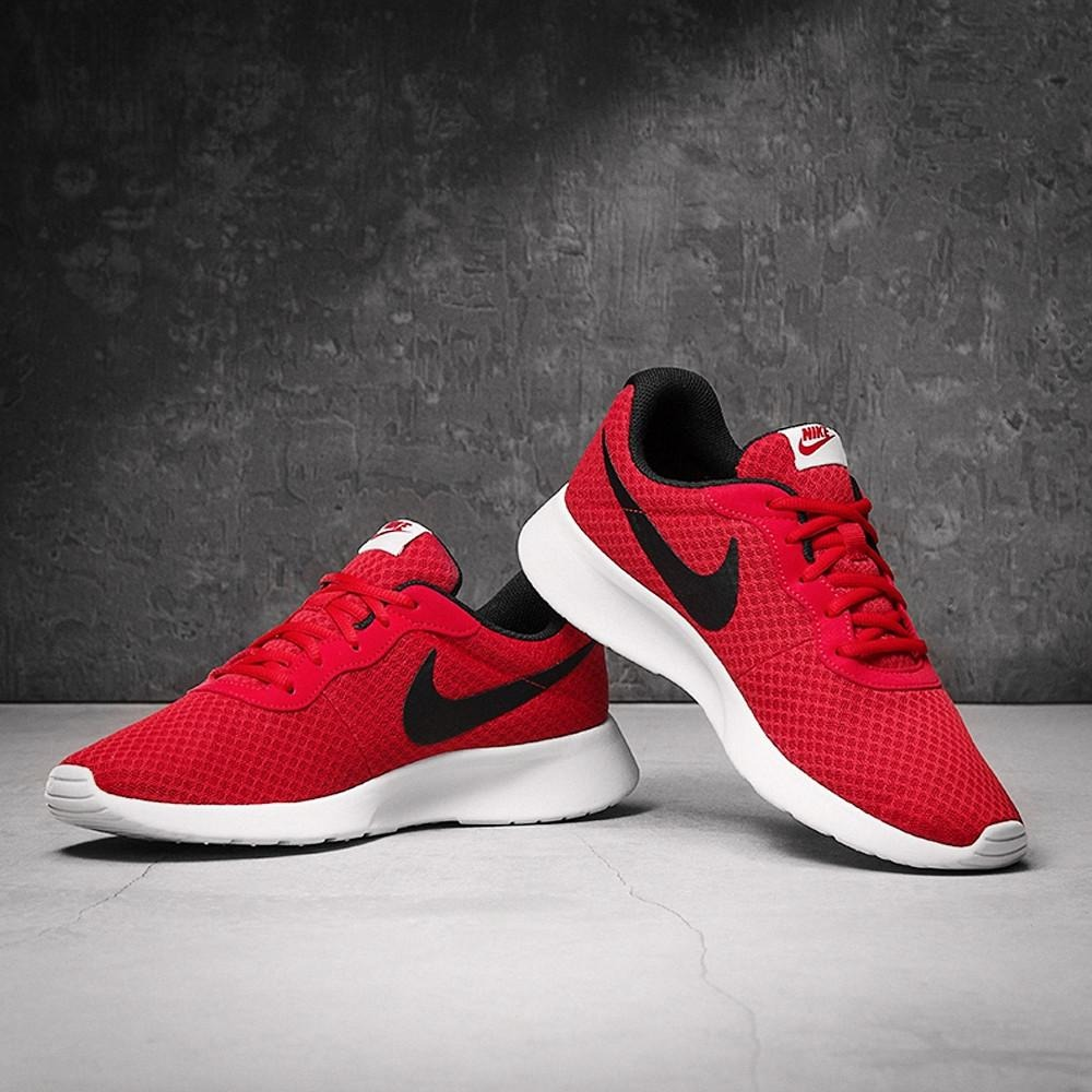 75cbcc0457aed Tenis Nike Tanjun - 812654005 - Rojo - Hombre -   1