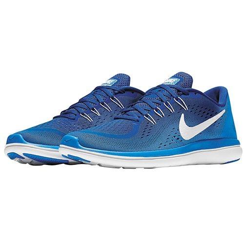 tenis nike azules